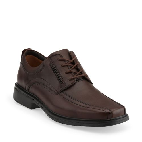 Un.Kenneth Dark Brown Leatherac