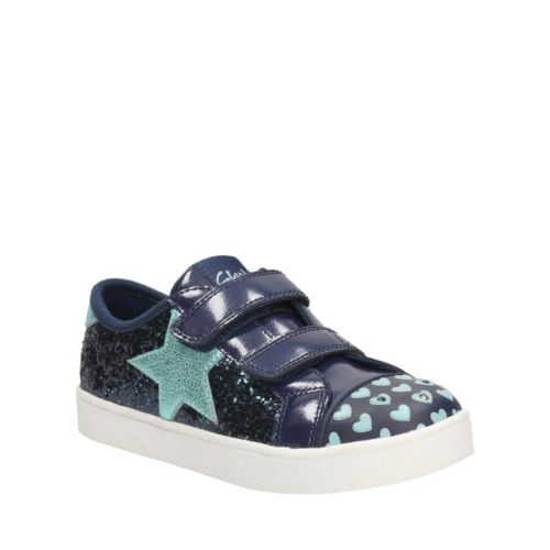 Pattie May Toddler Blue
