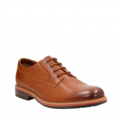 Melshire Plain Tan Leather