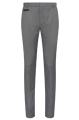 Hugo Boss 'Heralt' | Slim Fit, Stretch Cotton Blend Trousers