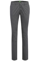 Hugo Boss 'Leeman-W' | Slim Fit, Stretch Cotton Blend Pants