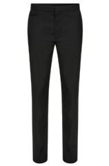 Hugo Boss 'Heralt' | Slim Fit, Stretch Virgin Wool trousers