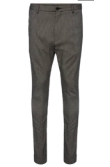 Hugo Boss 'Hedyn-W' | Regular Fit Tapered, Cotton Pants